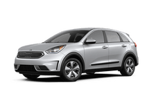 New Kia Niro at Miami