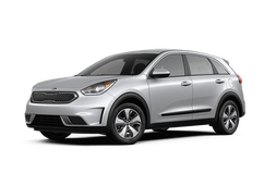 New Kia Niro at Greenville