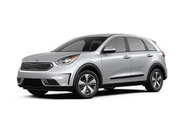 New Kia Niro at Akron