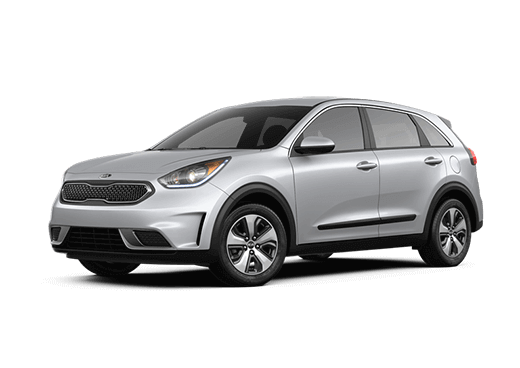 New Kia Niro near Liverpool