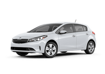 New Kia Forte5 at Holland