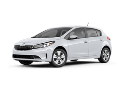 New Kia Forte5 at Pendleton
