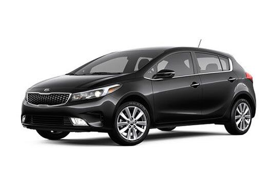 New Kia Forte5 near Edmonton