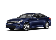New Kia Optima at Rochester