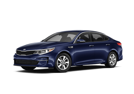 New Kia Optima near Crystal River