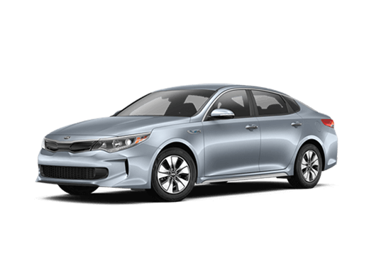New Kia Optima Hybrid near Liverpool