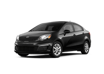 New Kia Rio at Battle Creek