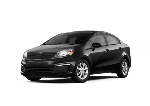 New Kia Rio near Crystal River