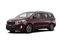 New Kia Sedona at Holland
