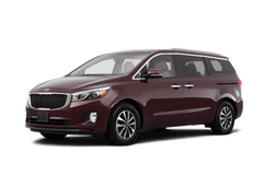 New Kia Sedona at Pendleton