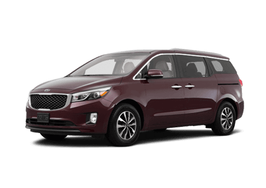 New Kia Sedona near Crystal River