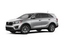 New Kia Sorento at Miami