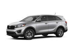 New Kia Sorento at Liverpool