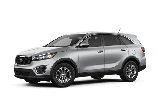 New Kia Sorento near Liverpool
