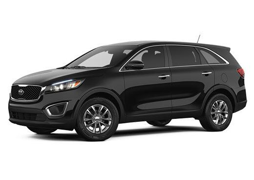 New Kia Sorento near Edmonton