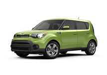 New Kia Soul at Miami
