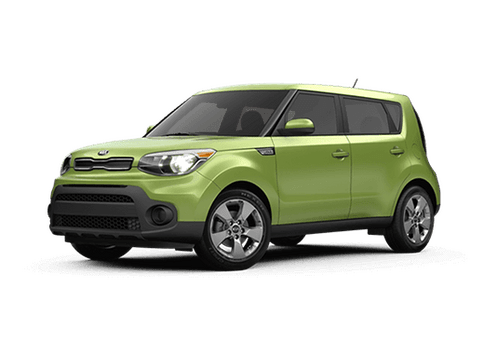New Kia Soul EV in Eureka