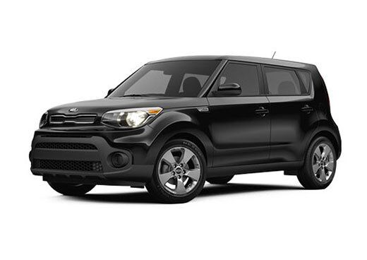 New Kia Soul near Edmonton