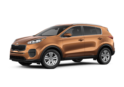New Kia Sportage near Crystal River