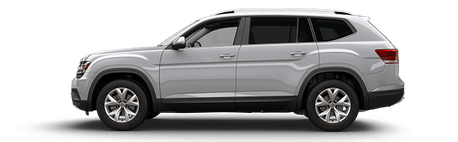 New Volkswagen Atlas V6 SEL 4Mo 8-spd in Abington