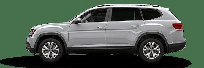 New Volkswagen Atlas near Encinitas