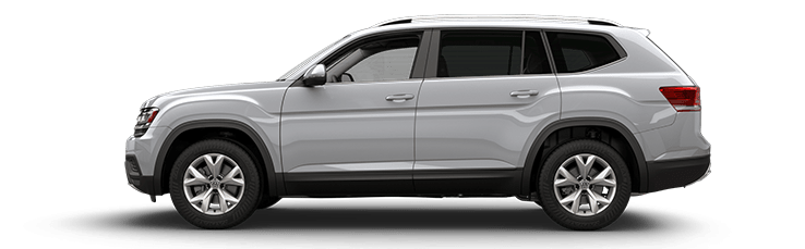 New Volkswagen Atlas near Burlington