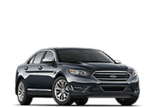New Ford Taurus at Green Bay