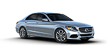 New Mercedes-Benz C-Class at Morristown