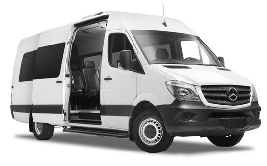 New Mercedes-Benz Sprinter Cargo Van near Morristown