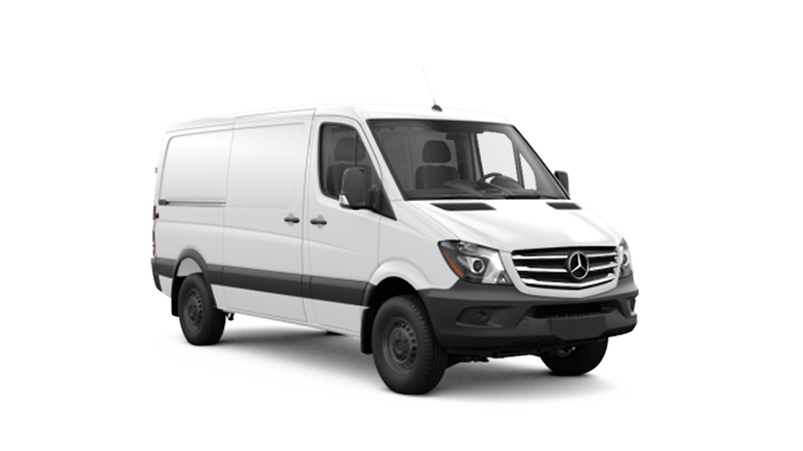 New Mercedes-Benz Sprinter Worker Cargo Van near Morristown