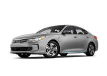 New Kia Optima Plug-In Hybrid at Miami