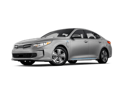 New Kia Optima Plug-In Hybrid at Greenville