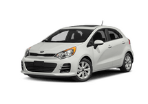 New Kia Rio 5-door at Miami