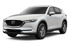 New Mazda CX-5 at Portsmouth