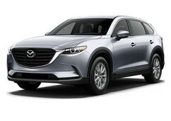 New Mazda CX-9 at Portsmouth
