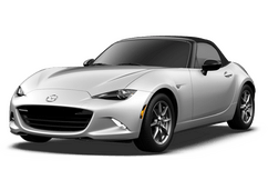 New Mazda MX-5 Miata at Santa Rosa