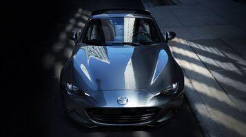 Mazda's Signature Machine Gray Metallic