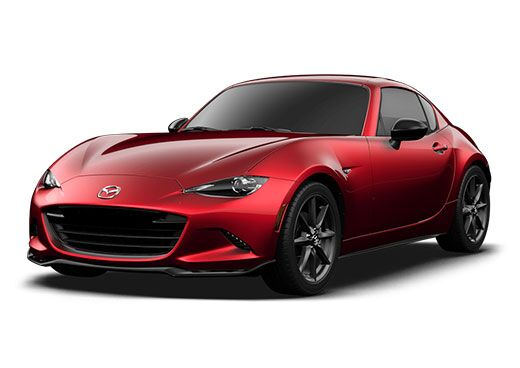 New Mazda MX-5 Miata RF near Carlsbad