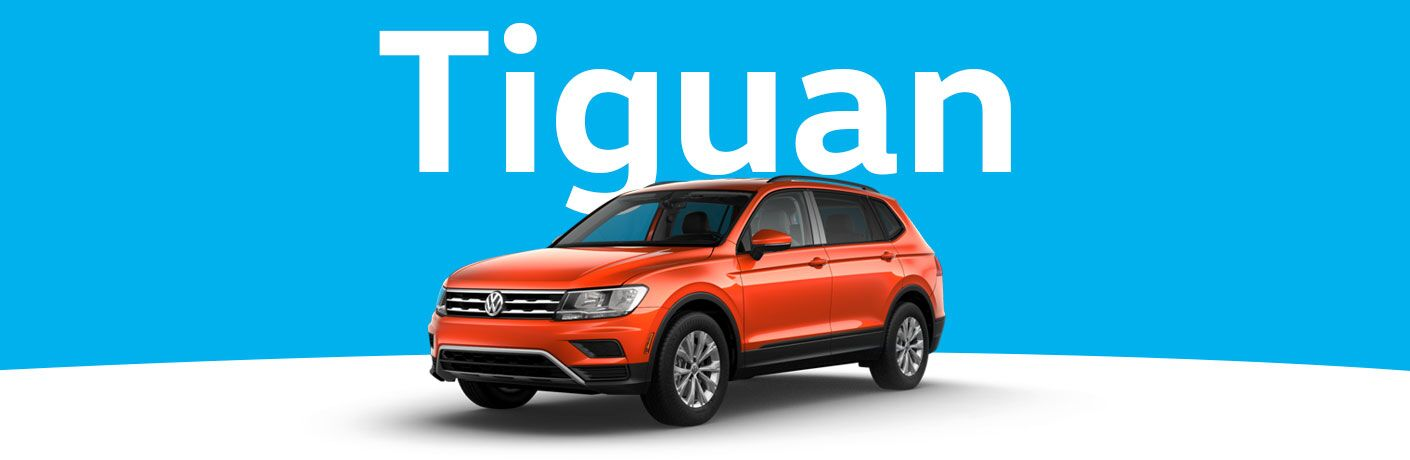 New Volkswagen Tiguan Pompton Plains, NJ