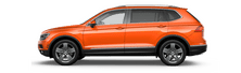 New Volkswagen Tiguan at McMinnville