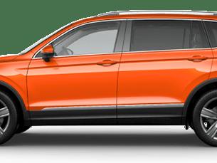 New Volkswagen Tiguan in Janesville