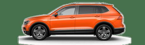 New Volkswagen Tiguan in Miami