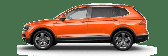 New Volkswagen Tiguan near Encinitas
