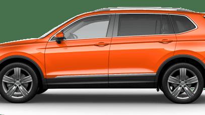 New Volkswagen Tiguan near Chattanooga