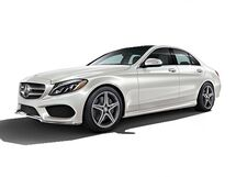 New Mercedes-Benz C-Class at Traverse City