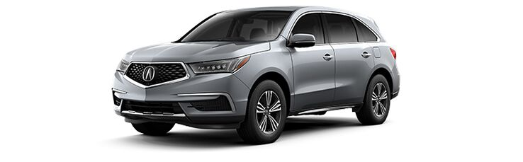 New Acura MDX near Anaheim