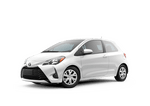 New Toyota Yaris at Mesa