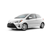 New Toyota Yaris at Claremont
