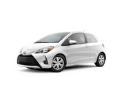 New Toyota Yaris at Holland