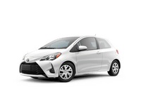 New Toyota Yaris at Fallon